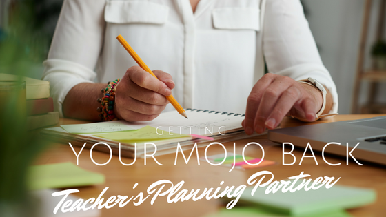 Getting Your Mojo Back